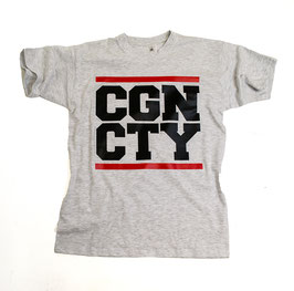 Köln CGN City Shirt Grau