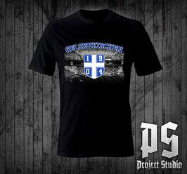 Gelsenkirchen Kurve+1904 Logo Shirt