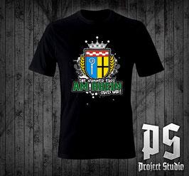 Mönchengladbach Die Nummer 1 vom Rhein Krone Wappen Shirt
