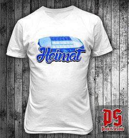 Gelsenkirchen Heimat Stadion Shirt