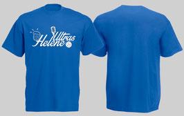 Ultras Helene Shirt Blau
