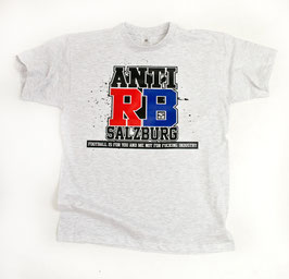 Anti RB Grau Anti Salzburg Shirt