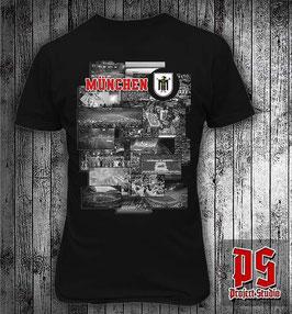 München Kurvenbilder Shirt