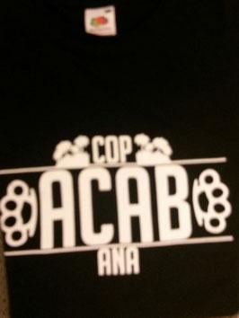 ACAB Schlagring Shirt