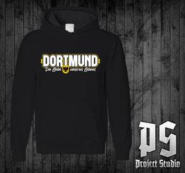 Dortmund Die Liebe unseres Lebens Hoodie /Sweatshirt