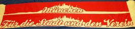 München für die Stadt und den Verein Seidenschal