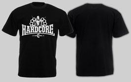 Hardcore Shirt Schwarz