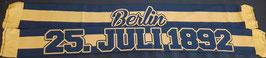 Berlin Datum Seidenschal