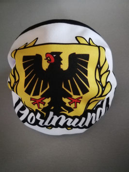 Dortmund Stadtwappen goldener Kranz Maske