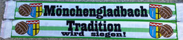 Mönchengladbach Traditon Seidenschal