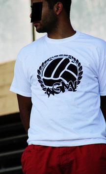 AGM Shirt Weiss