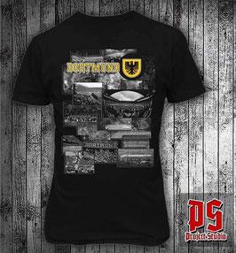 Dortmund Kurvenbilder Shirt