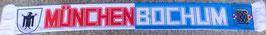 München Bochum #1 Version Seidenschal