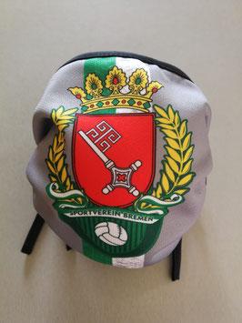 Bremen Stadtwappen Lorbeerkranz Maske