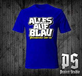 Gelsenkirchen Alles auf blau Shirt