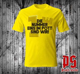 Dortmund Die Nummer eins im Pott Grosse 1 Shirt