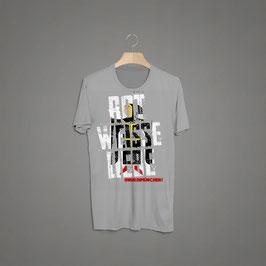 München Rot Weisse Liebe Shirt
