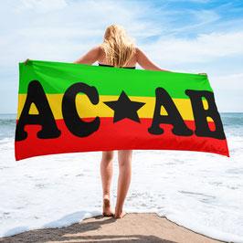 ACAB Jamaika Strandtuch