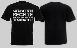 Menschenrechte Shirt Schwarz