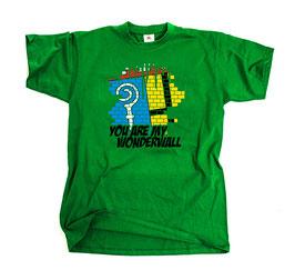 Gladbach Wonderwall Shirt Grün