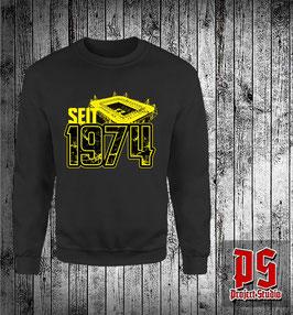 Dortmund seit 1974 Sweatshirt