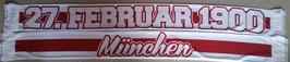 München Datum Seidenschal