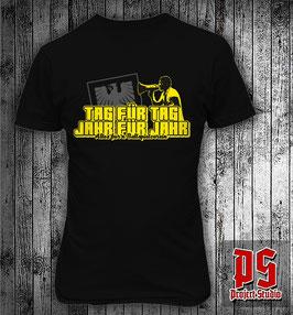 Dortmund Tag für Tag Jahr für Jahr Shirt