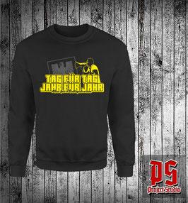 Dortmund Tag für Tag Jahr für Jahr Sweatshirt