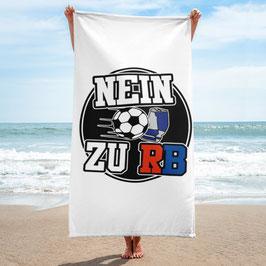 Nein zu RB Strandtuch