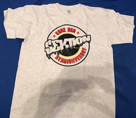Ehre der Sektion Stadionverbot Grau Neu Shirt