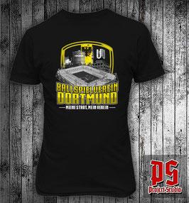 Dortmund Ballspielverein Meine Stadt Mein Verein Shirt