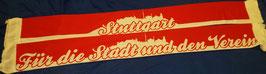 Stuttgart für die Stadt und Verein Seidenschal