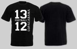 Copacabana 1312 Shirt Schwarz