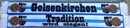 Gelsenkirchen Tradtion Seidenschal