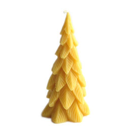 リトアニア製 蜜蝋キャンドル 《ツリーA》