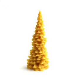リトアニア製 蜜蝋キャンドル 《ツリーB》
