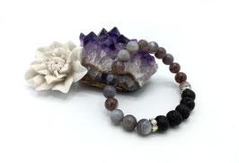 Bracelet Aromathérapie Agate