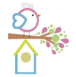 Uccellino Casetta