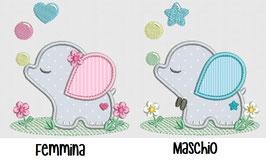 Elefanti Giocolieri