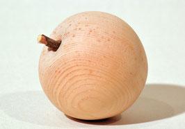 Apfel aus Zirbenholz
