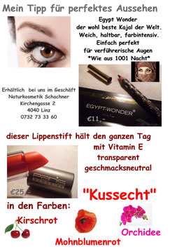 Lippernstift kussecht!!