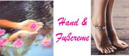 Hand und Fußcreme