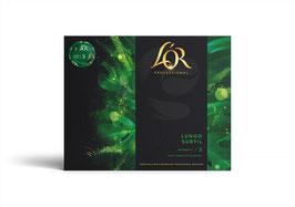 L'OR Lungo Subtil 50 Pro-Kapseln für Nespresso®