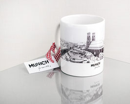 MUNICHfriends Tee-Collection