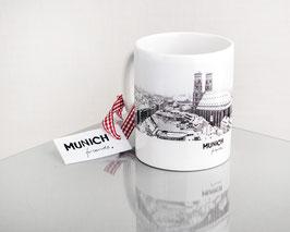 MUNICHfriends Tee-Collection