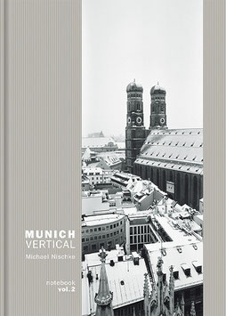 MUNICH VERTICAL Notizbuch/ Notebook