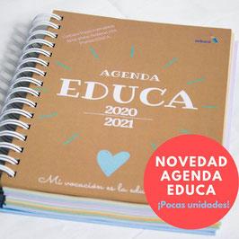 Agenda EDUCA para el Curso 2020/21