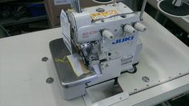 4001新品JUKI MO-6704S工業用1本針オーバーロックミシン
