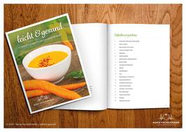 Kochbuch - Leicht & gesund