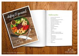 Kochbuch - Deftig & gesund